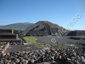 Moon temple's - Teotihuacan